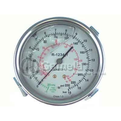 50714 - Pressure-Gauge-for-R1234YF-use-with-Oil