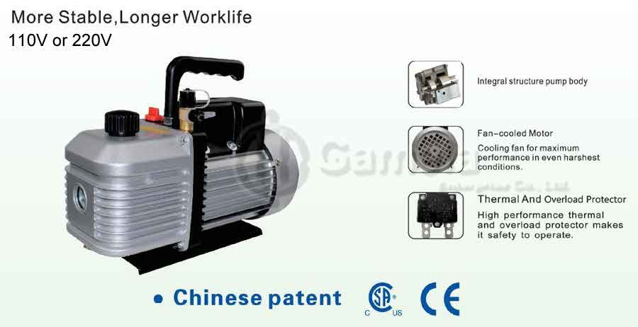 50848-215N,230N,240N,250N,260N,270N,290N,2200N - VACUUM-PUMP-More-Stable-Longer-Worklife-2-Stage-vacuum-pump