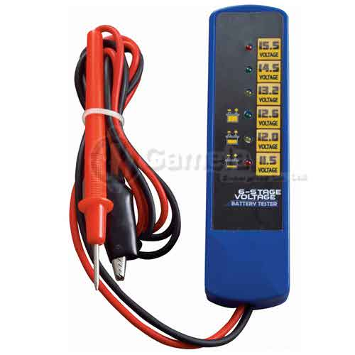 52398-1 - 12V-LED-DIGITAL-BATTER-ALTERNATOR-TESTER