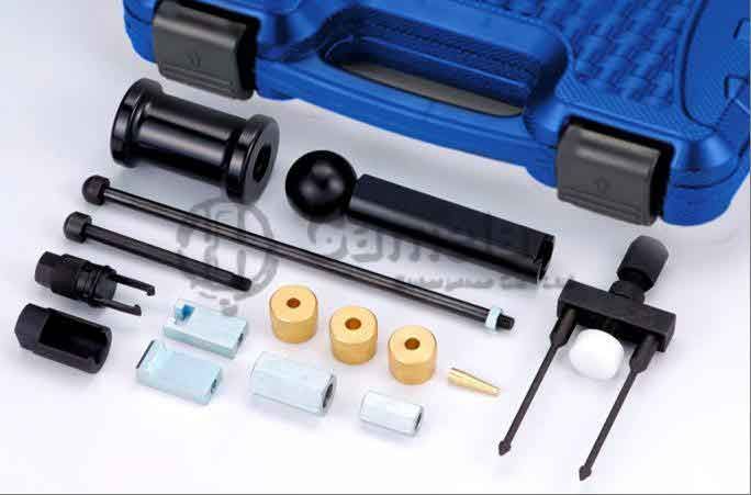 Removing And Cleaning Injectors Common Rail Diesel 58013-F - Gamela