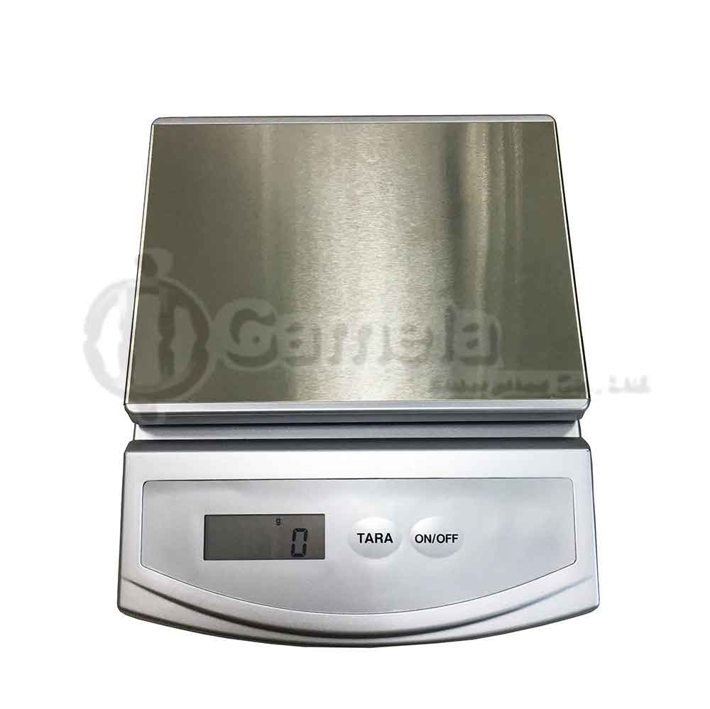 58611 - Stainless-Steel-Charging-Scale