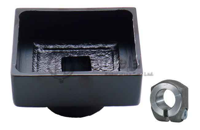 59013-FB - Clamp-Nut-Socket-60mm-for-DAF-KASSBOHERE-SETRA-BENZ-and-MAN