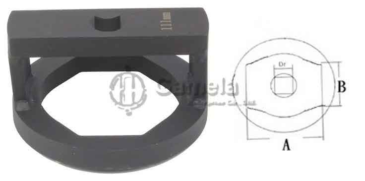 59021-FE - Wheel-Capsule-And-Axle-Nut-Socket-110mm