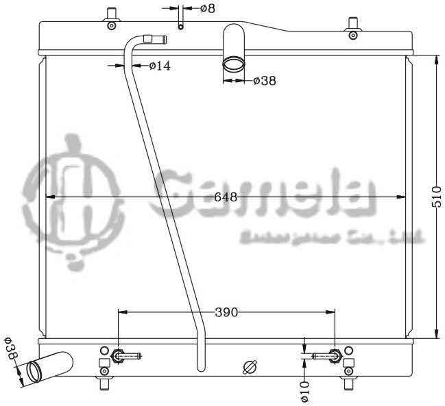 amtqeur Heater Assembly//Riscaldamento//abtauheizung//per LG GSX 961 mtaz