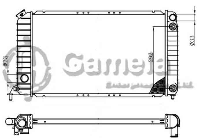 S10 Radiator Diagram - Wiring Diagrams on