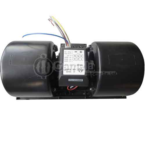 BC65967-24V - Brushless-DC-Evaporator-Wing-Blower-24V-DC